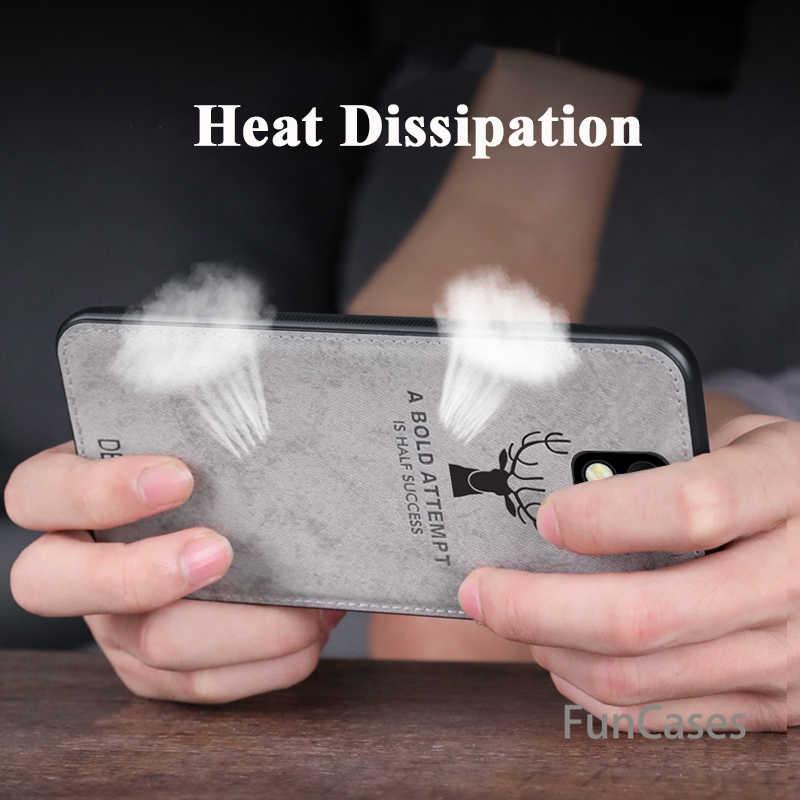 Роскошные тканевые чехлы для телефонов huawei mate 20 Pro чехол 360 ткань олень жесткий чехол для huawei Hawei mate 20 Lite Pro X mate 20 Coque