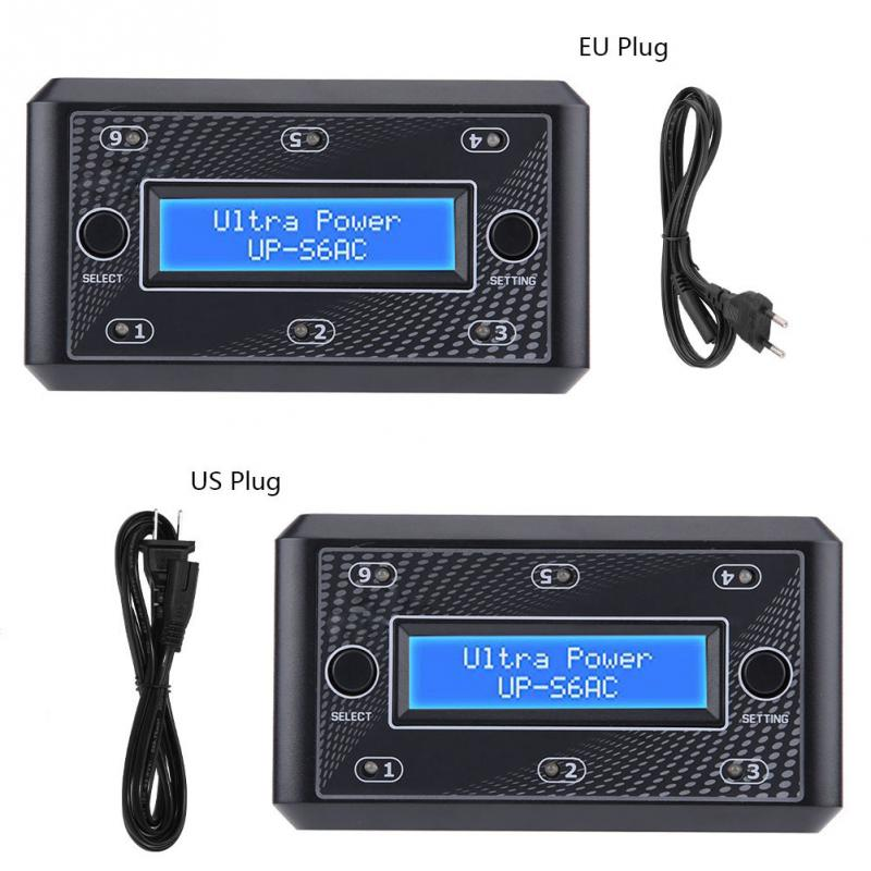 2 Plug Type LCD screen Remote Control Model Accessory Universal Battery Intelligent Charger ultra power UP