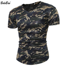 Camouflage Summer Short T