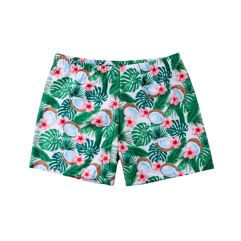 Shorts Swimwear Pants Charm Boxer Swimming-Trunks Underwear Briefs Bathing Men Brand-New