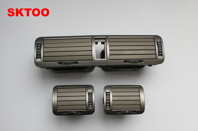 Fit for Vw instrument table passat drive link outlet air conditioning heater tuyeres outlet