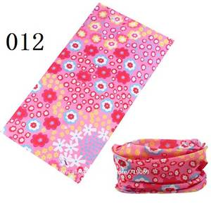 The ACME COLOR styles hijab Bandana Mask Muffler Scarves