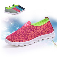 Weimostar 2017 New Summer Mesh Running Shoes For Women Super Light Breathable Woman Sneakers Athletic Sport