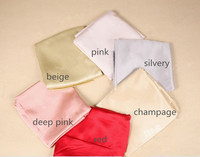 Heavy Lilvery Beige Champagne White Color 100 Mulberry Silk Duvet Cover 19 Mm Patchwork King Size