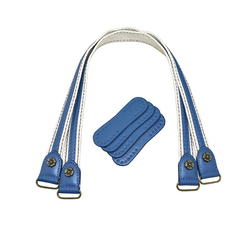 50CM Bag Strap For Women Handbag DIY Replacement Bag Handle Leather Bags Handle Shoulder Belt PU Bag Accessories Parts все цены