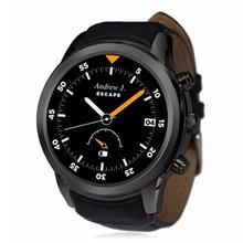 Pulsuhr Uhr Telefon Unterstützung 3G WiFi GPS SmartWatch WiFi GPS Bluetooth Smart Uhr Uhren inteligentes Armbanduhr