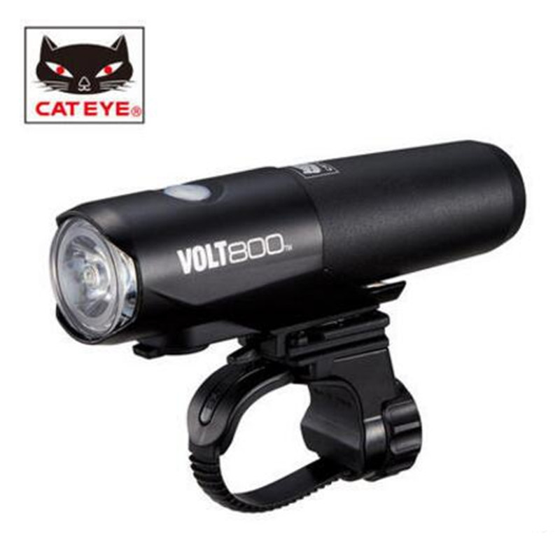CATEYE VOLT700/800 bicycle lamp headlights light mountain bikeequipment riding flashlight маяк findme f2 volt
