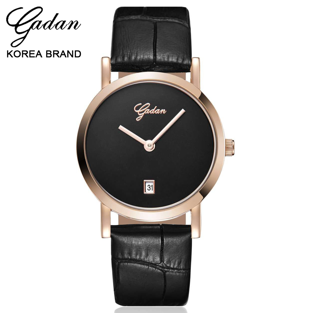 2017 YADAN Brand Luxury Gold Women Watches Fashion Creative Quartz Ladies Watch Female Lovers Wrist watch Clock Relogio Feminino gimto big dial gold black skull women watches luxury brand steel male female clock vintage ladies lovers watch relogio feminino