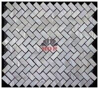 Gorąca sprzedaż biały powłoki mozaika perłowa mozaiki płytki z szew dekoracje ścienne w domu poprawy gorąca sprzedaż