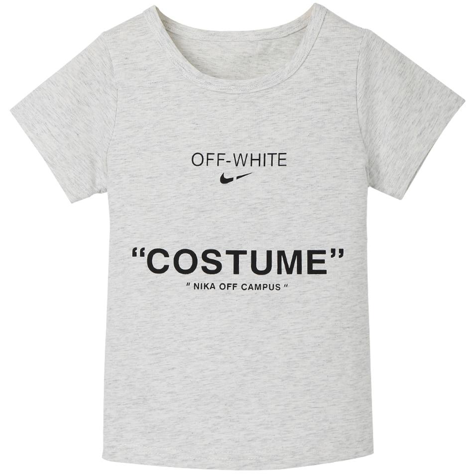 Boys T Shirt Summer 2018 Girls Tops Baby Boy Short Sleeve Tshirt Kids T Shirts Children Brand Clothing Toddler T-shirts MF8525