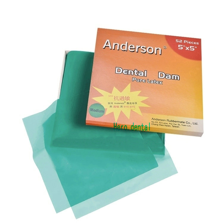 1 Box High Quality Pure Latex Rubber Dam Small Size 52pcs or Large Size Dental Dam 36pcs Each Box1 Box High Quality Pure Latex Rubber Dam Small Size 52pcs or Large Size Dental Dam 36pcs Each Box