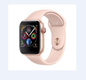 Passometer bluetooth IWO 8 Heart Rate Wireless Charger Smart Watch 44MM Series 4  for Iphone 6 7 8 x  Andriod Phone xiaomi