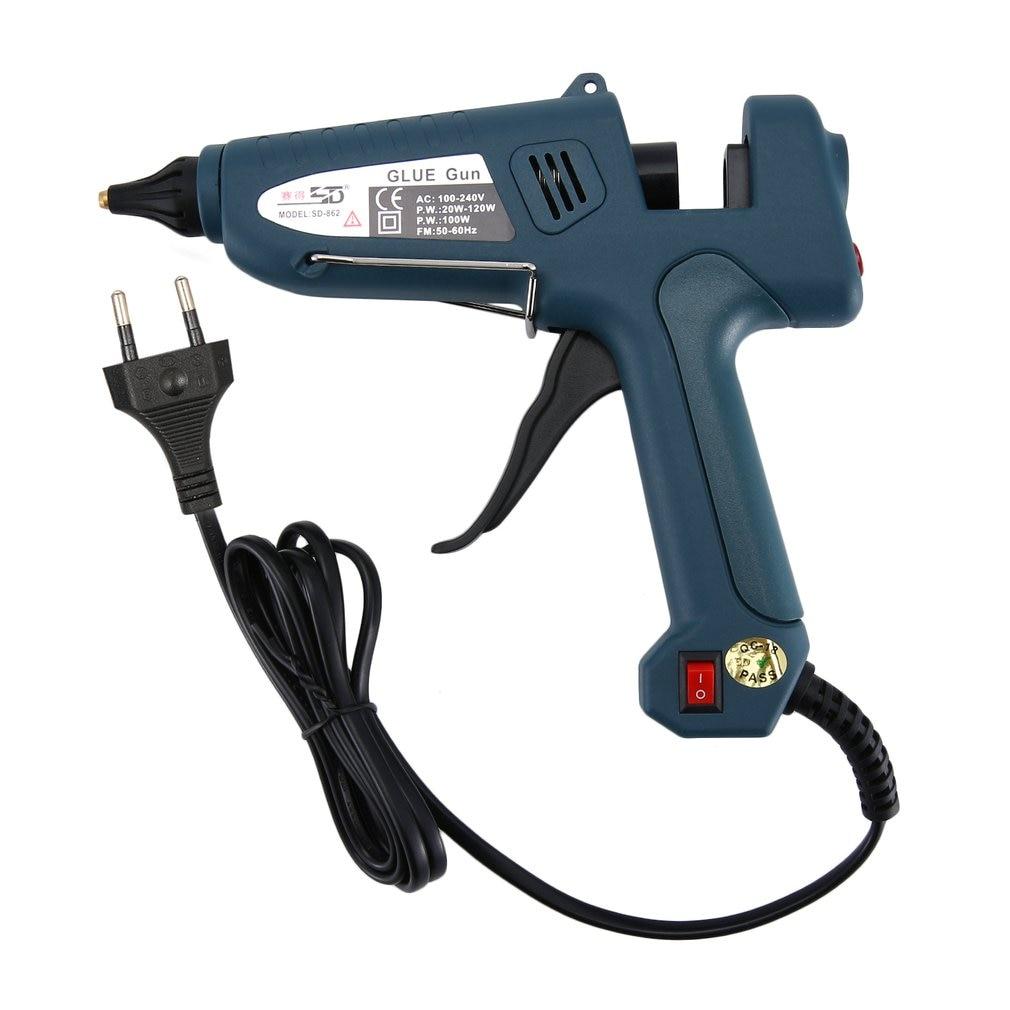 SD SD-862 100W Hot Melt Glue Gun Heat Guns For DIY Handwork Toy Repair Tools Electric Heat Temperature Glue Guns