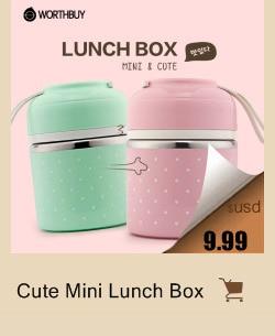 Personnalisé crayon Cercle Imprimé Enfants École Isolé toile lunchbox Lunch