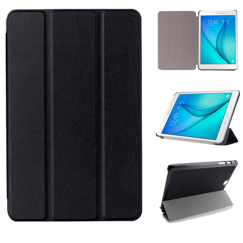 Case Cover For Samsung Galaxy Tab A 9.7 T550 T555 P550 P555 T555C Tablet Case Smart Covers Leather Taba9.7 Protector Protective