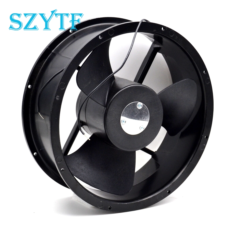 New and original control cabinet fan SJ2509HA1 25489 110V0.36A AC fan axial fan 254*89 mm original s a n j u sj1738ha2 172 150 38mm 220vac 0 31a axial fan