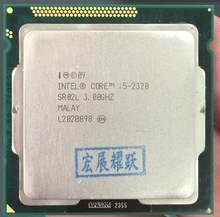 Intel Core i5-2320 i5 2320 İşlemci (6M önbellek, 3.0 GHz) LGA1155 pc bilgisayar masaüstü işlemci işlemci