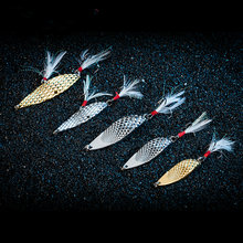 10 шт биометрическая пиявка металлическая приманка для рыбной