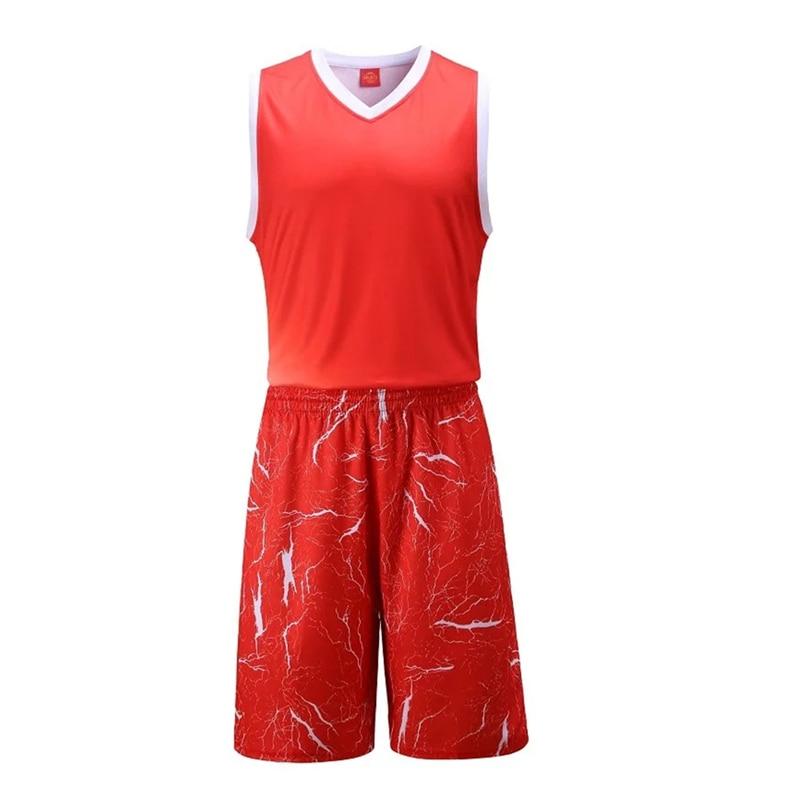 10b8fa5930 Homens Mulheres 3D Conjuntos kit Uniformes Camisa De Basquete roupas  Esportivas de basquete camisas Camisas Bolsos Respirável Impressão  Personalizada em ...