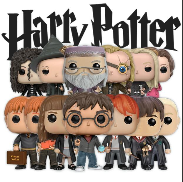 Funko POP Harry Potter Severus Snape 2019 Action Figure Collection Model Boy Toys Birthday Christmas Gift