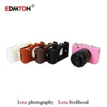Camera Video case Bag PVC silicone case for Fuji Fujifilm XA1 XA2 XM1 XM2 Protect bag