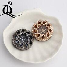 1pcs 37mm fur button home & garden metal buttons sewing fashion women buttons,decorative,women brand 04