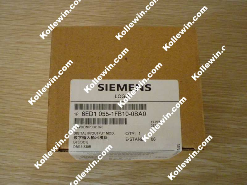 Original SIMATIC 6ED1055-1FB10-0BA0 LOGO! DM16 230R Expansion Module,NEW 6ED1 055-1FB10-0BA0 8 DI/8 DO,6ED10551FB100BA0 Freeship 1pc 6ed1053 1fg00 0ba0