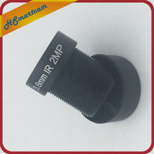 HD 2.0Megapixel M12 3.6mm HD CCTV Camera Lens IR HD Security AHD CVI TVI 1080P IPC IR Camera Lens Fixed Iris