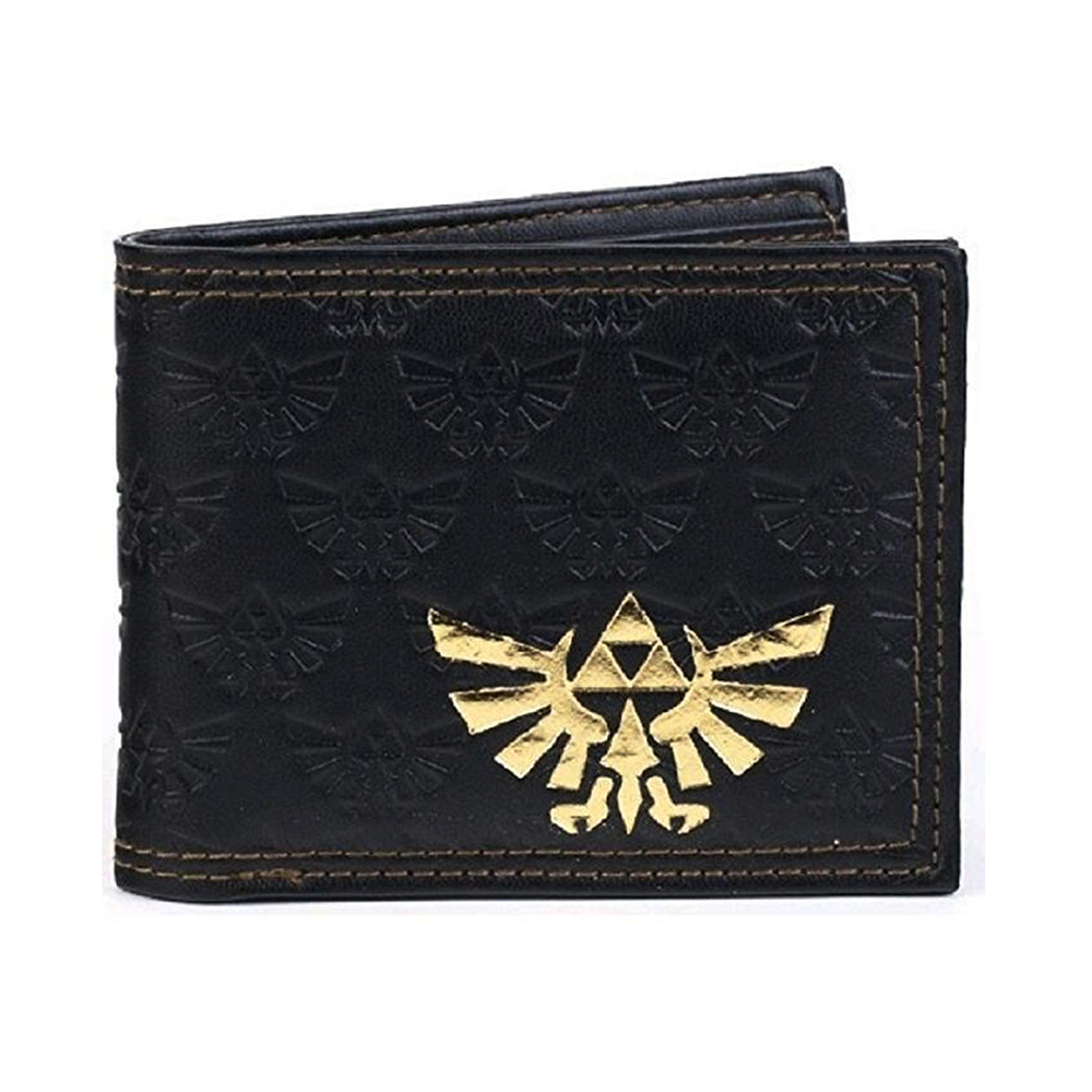 The Legend of Zelda wallet short animated cartoon Young men and women students personality  fashion purse the legend of zelda wallet dft 1922