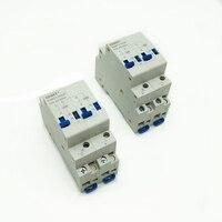 CHINT NJMC1 16/2P 16A Plus Relay AC220V DC24V AC24V DC12V