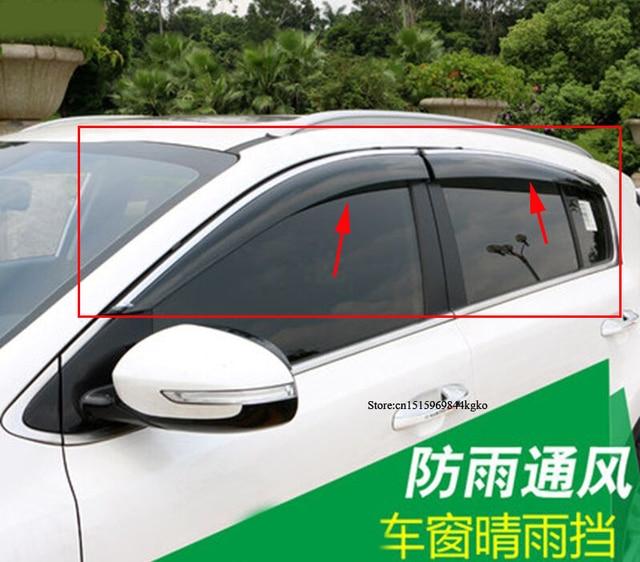 Car Window Covers    Car Covers Car Window Rain Shield Shelters Cover Abs  Sun Window 6a62f636895b