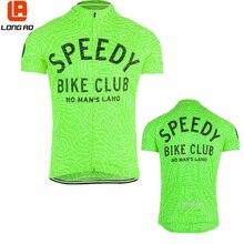 Longao 2 color racha Laberinto 2016 jersey ciclismo riding ropa bike desgaste de la bicicleta ropa ciclismo maillot de manga corta hombre personalizada