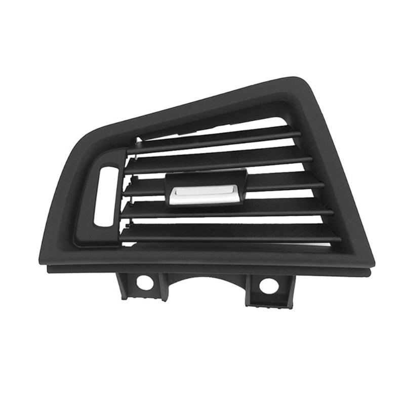 1Pcs Left Dash Panel Center Fresh Air Outlet Vent Grille Cover for BMW F10 F18 Air Conditional Outlet Vent Panel Grilles Cover 2 x grilles left