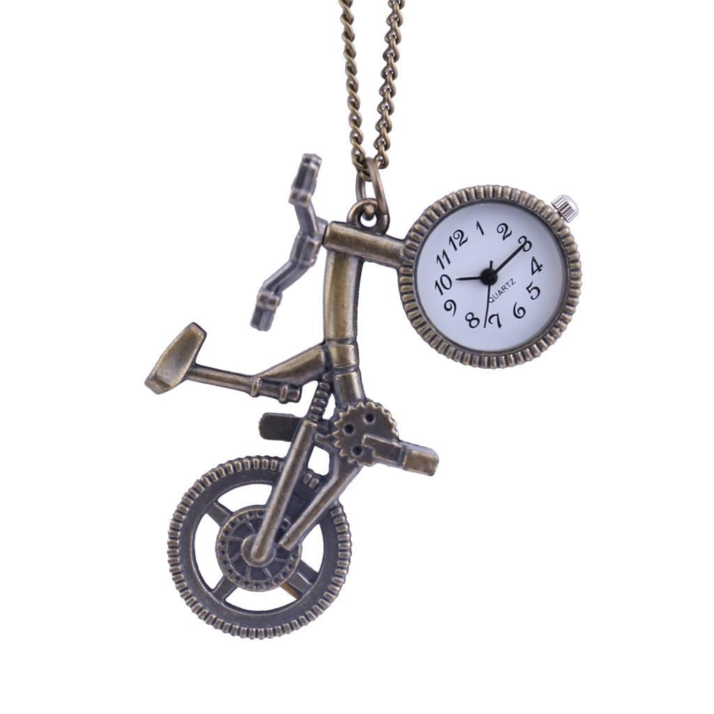 New Personality Quartz Pocket Watch Fashion Light Pendant Small Pocket Watch Relogio Masculino Men Reloj Hombre Bayan Kol Saati