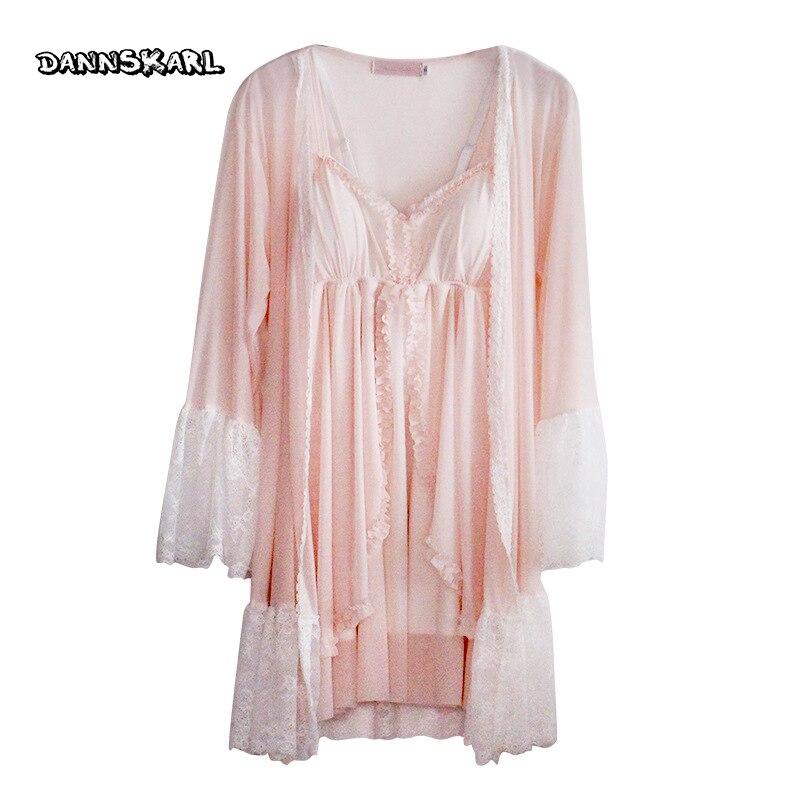 Высокое качество Длинные Для женщин пижамы белый дворец в стиле женский хлопок платье Винтаж Vestidos Сексуальная Ночная Рубашка домашняя одеж...