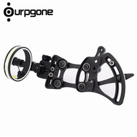 Hunting Compound Bow 1 Pin Bow Sight 0 019
