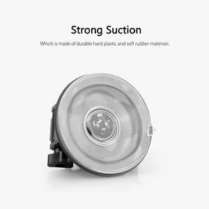 Image 5 - Vamson for Go Pro Hero 8 7 6 5+9CM Diameter Car Suction Cup Tripod Base Mount For Gopro Accessories for SJ4000 for Xiaomi VP522