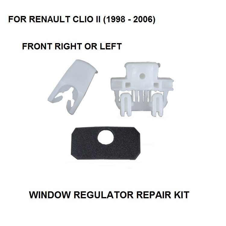 RENAULT SCENIC  WINDOW REGULATOR REPAIR CLIP FRONT LEFT