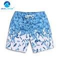 Gailang Marca Hombres Beach Shorts Hombre Bañadores Bañadores Hombre del traje de Baño nueva Boxer Trunks Bermudas Shorts Junta de Secado rápido Gay
