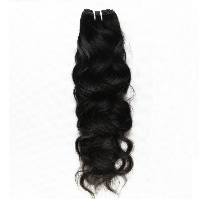 Ali Sky Hair Products Natural Wave Brazilian Nonremy Hair Extensions