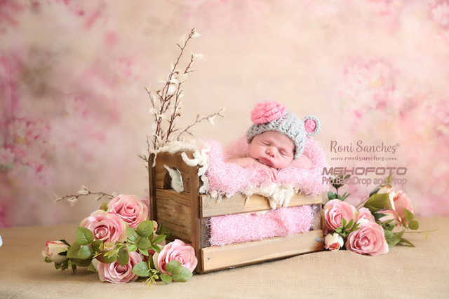 Vinyl Photography Backdrops Fantasy Floral Customized Newborn backdrops Photo Studio Children Backdrop Background F-1475