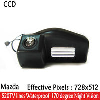Free Shiping CCD HD Night Vision Car Rear View Camera Front View Side View Reversing Backup