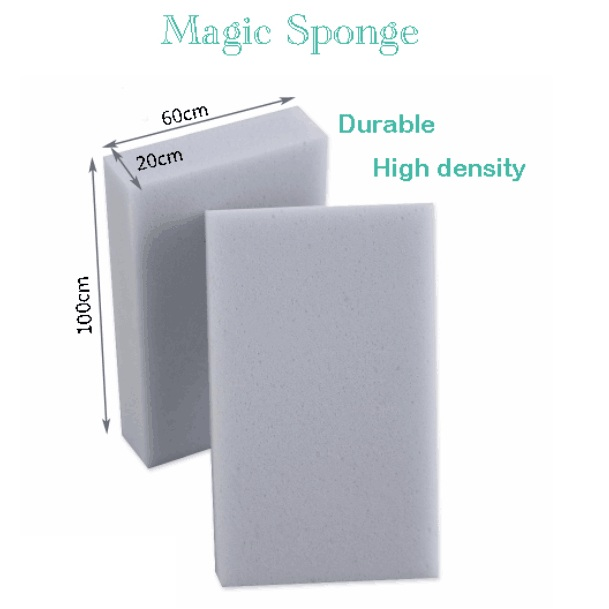 70 шт./упаковка, волшебная губка-ластик, многофункциональный Меламиновый очиститель, меламиновая губка для уборка кухни, ванной, 100x60x20 мм