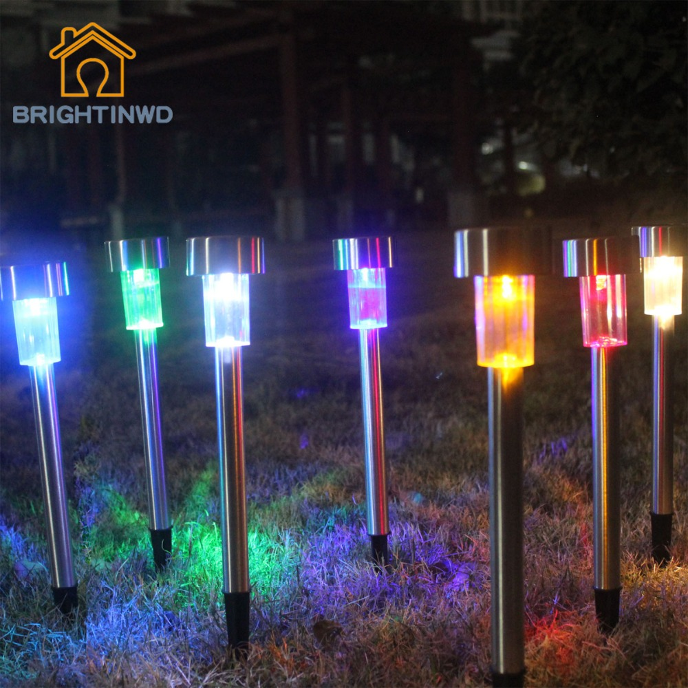 LED Solar Light Power Outdoor Garden Solar Panel Lamp Decoration Solaire  Lights Street Light Outdoor Luminaria