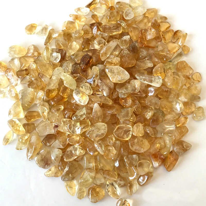 50g 3 ขนาดธรรมชาติ Citrine สีเหลืองควอตซ์หินคริสตัลหินขัดกรวดตัวอย่างธรรมชาติและ minerals C151