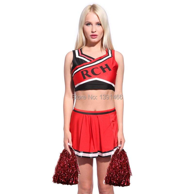 cheerleader style