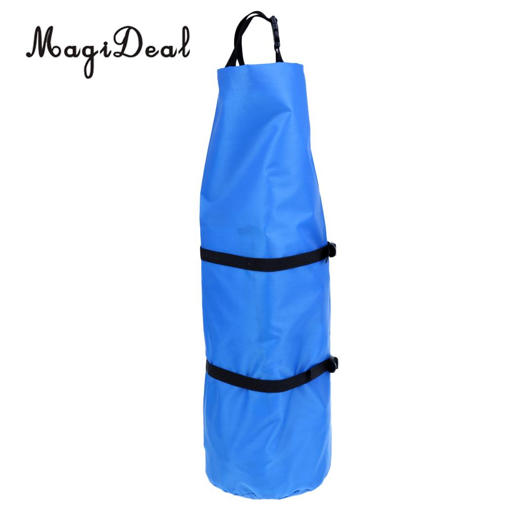 Tent Compression Storage Bag Duffel Bag For Camping Outdoor Sports Blue