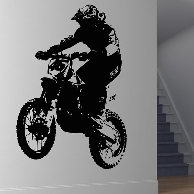 Dirt Bike Bedroom Ideas 3 Simple Design Ideas