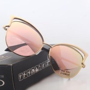 Image 3 - Vrouwen Zonnebril Gepolariseerde Cat Eye Zonnebril Rijden Gepolariseerde Bril Vrouwen Mode Bril Brillen 8014