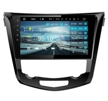 """Восьмиядерный 10,1 """"Android 6,0 автомобилей Радио DVD gps для Nissan QashQai X-Trail 2013-2015 с 4 ГБ Оперативная память Bluetooth 32 ГБ Встроенная память зеркало-link"""